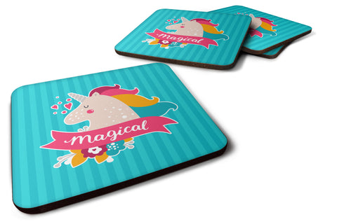 Buy this Unicorn Magical Foam Coaster Set of 4 BB7141FC