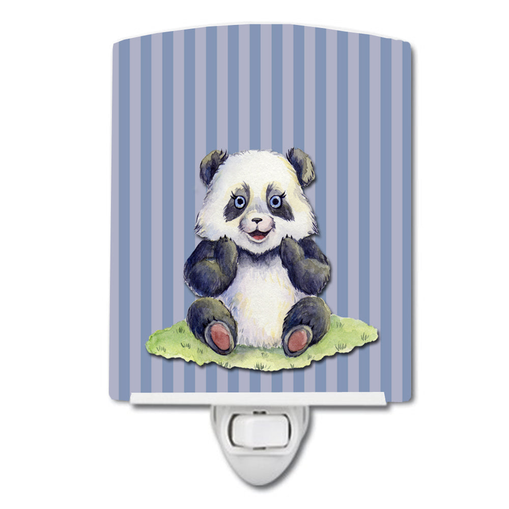 Panda Bear Ceramic Night Light BB7142CNL by Caroline's Treasures