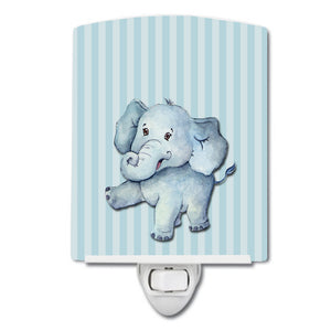 Buy this Elephant Ceramic Night Light BB7145CNL