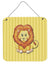 Buy this Lion Wall or Door Hanging Prints BB7146DS66
