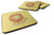 Buy this Lion Foam Coaster Set of 4 BB7146FC