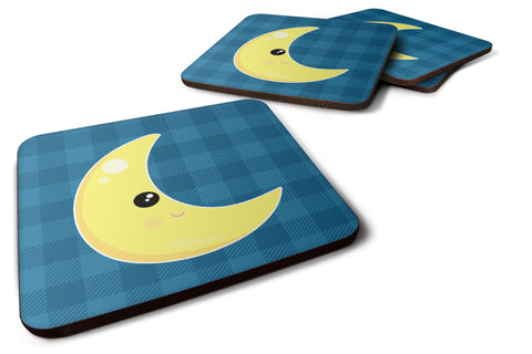 Buy this Weather Moon Face Foam Coaster Set of 4 BB7156FC