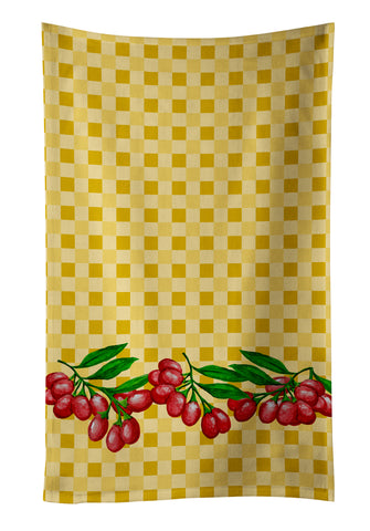 Buy this Gojis on Basketweave Kitchen Towel BB7169KTWL