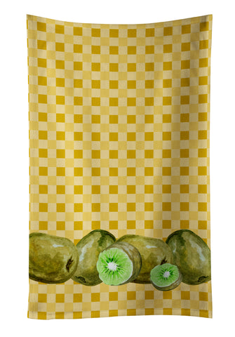 Buy this Kiwis on Basketweave Kitchen Towel BB7173KTWL