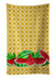 Watermelon on Basketweave Kitchen Towel BB7183KTWL by Caroline's Treasures