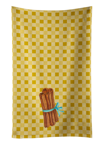 Buy this Cinnamon on Basketweave Kitchen Towel BB7197KTWL