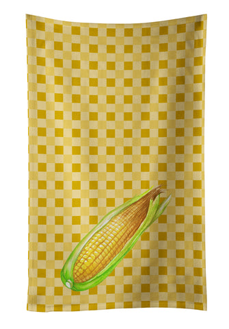 Buy this Corn on Basketweave Kitchen Towel BB7198KTWL