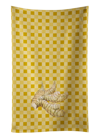 Buy this Galangal on Basketweave Kitchen Towel BB7201KTWL