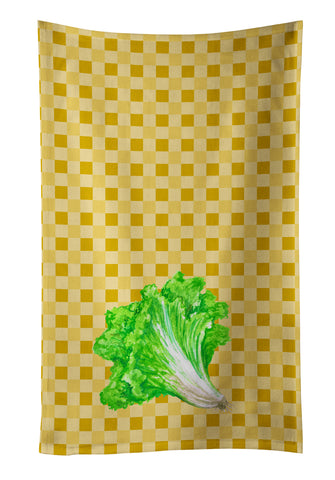 Buy this Lettuce on Basketweave Kitchen Towel BB7203KTWL
