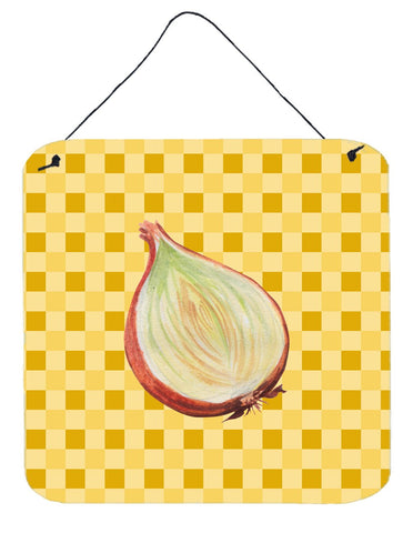 Buy this Onion on Basketweave Wall or Door Hanging Prints BB7205DS66