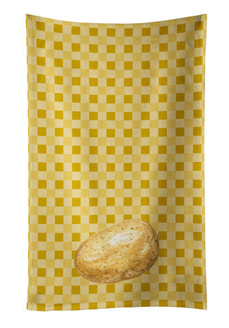 Buy this Potato on Basketweave Kitchen Towel BB7208KTWL