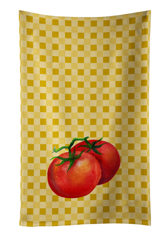 Buy this Tomato on Basketweave Kitchen Towel BB7215KTWL