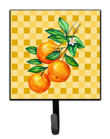 Buy this Oranges on Branch on Basketweave Leash or Key Holder BB7238SH4