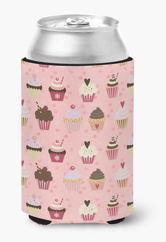 Buy this Cupcakes on Pink Can or Bottle Hugger BB7280CC
