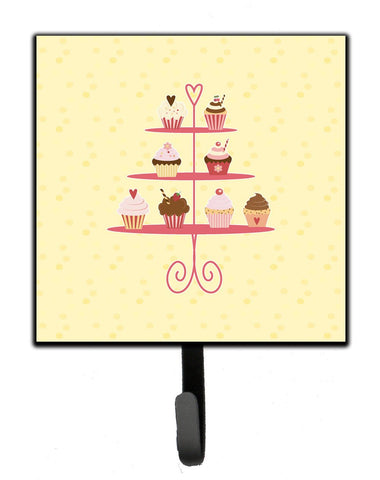 Buy this 3 Tier Cupcakes on Yellow Leash or Key Holder BB7289SH4