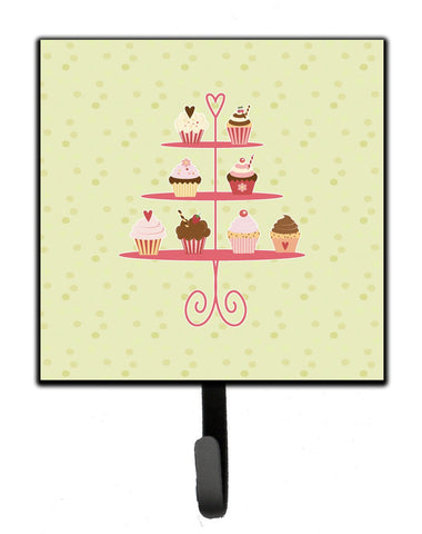 Buy this Cupcakes 3 Tier Stand on Green Leash or Key Holder BB7304SH4