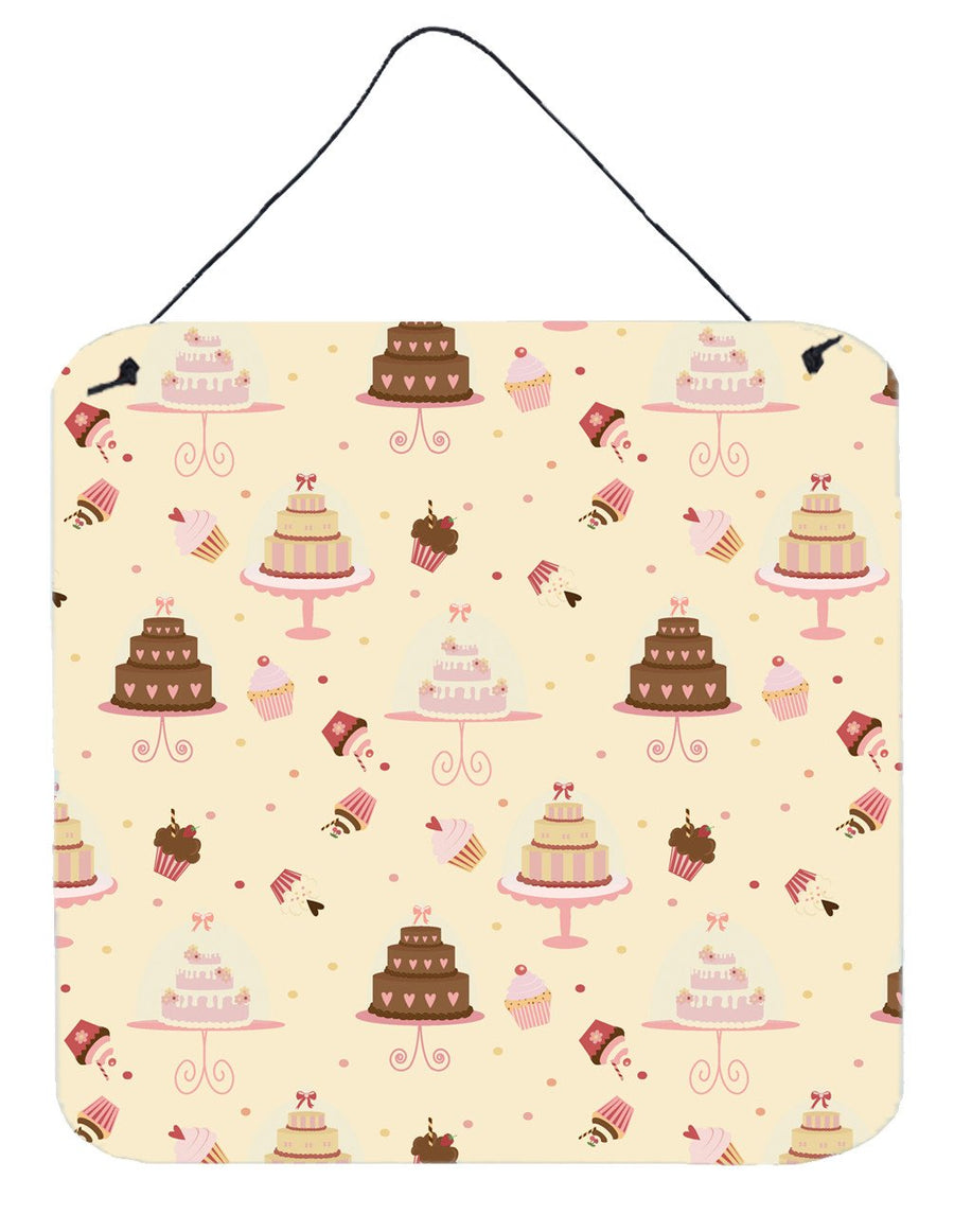 Buy this Cakes and Cupcakes Wall or Door Hanging Prints BB7310DS66