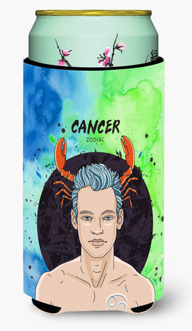 Buy this Cancer Zodiac Sign Tall Boy Beverage Insulator Hugger BB7320TBC