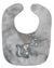 Buy this Skunk and Bubbles Watercolor Baby Bib BB7352BIB