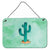 Buy this Western Cactus Watercolor Wall or Door Hanging Prints BB7369DS812