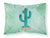 Buy this Western Cactus Watercolor Fabric Standard Pillowcase BB7369PILLOWCASE