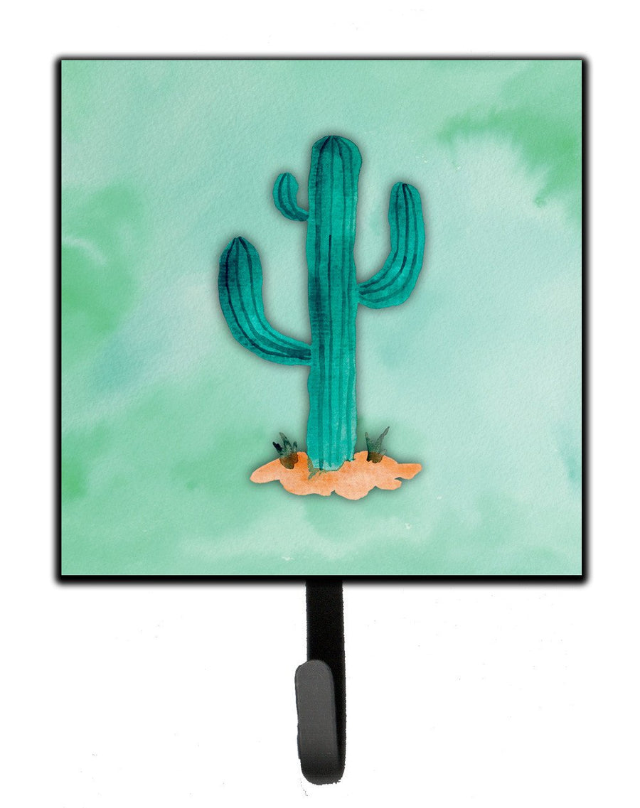 Buy this Western Cactus Watercolor Leash or Key Holder BB7369SH4