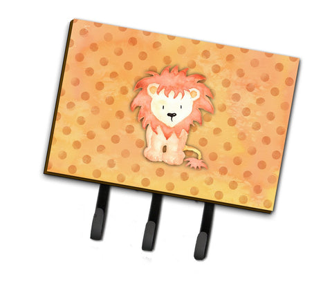 Buy this Polkadot Lion Watercolor Leash or Key Holder BB7374TH68