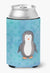 Buy this Polkadot Penguin Watercolor Can or Bottle Hugger BB7376CC