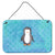 Buy this Polkadot Penguin Watercolor Wall or Door Hanging Prints BB7376DS812