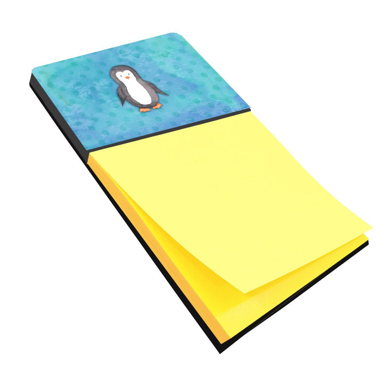 Buy this Polkadot Penguin Watercolor Sticky Note Holder BB7376SN