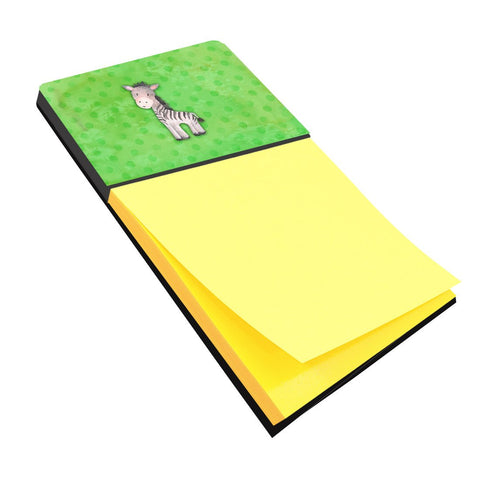 Buy this Polkadot Zebra Watercolor Sticky Note Holder BB7377SN
