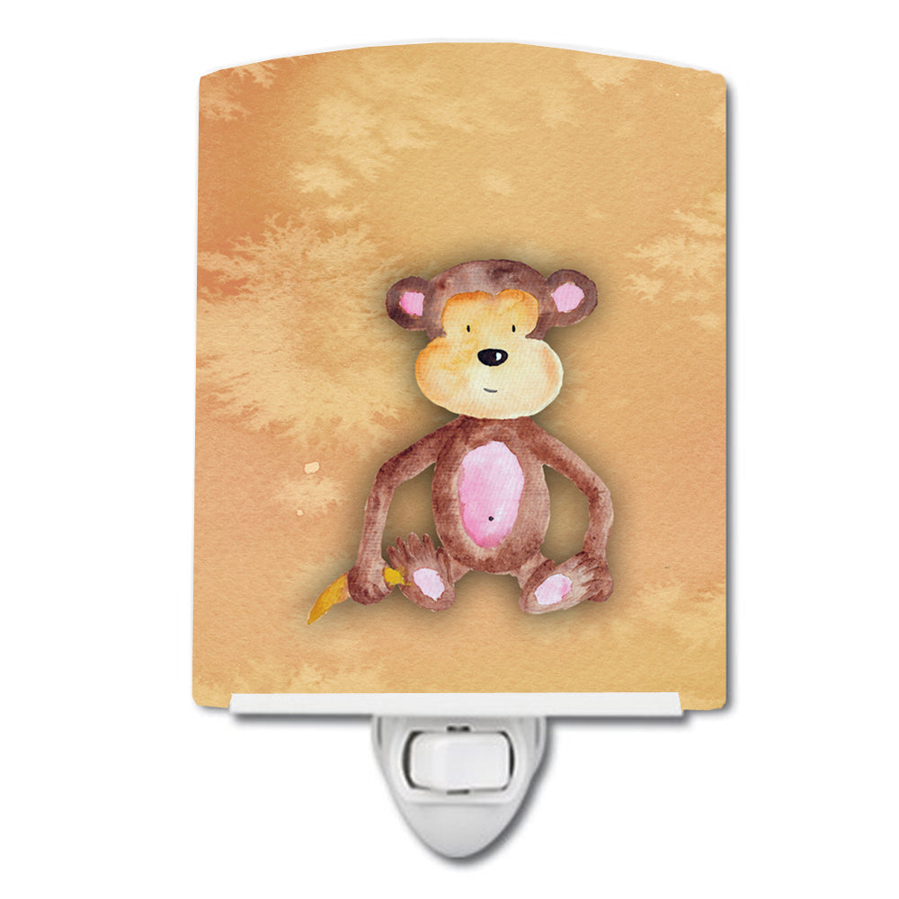 Buy this Monkey Watercolor Ceramic Night Light BB7380CNL