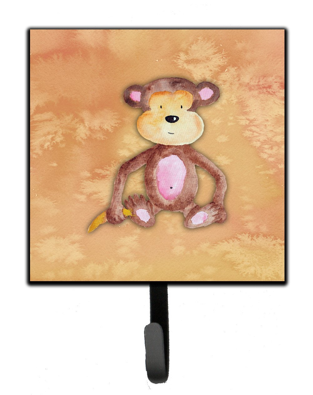 Monkey Watercolor Leash or Key Holder BB7380SH4 by Caroline's Treasures