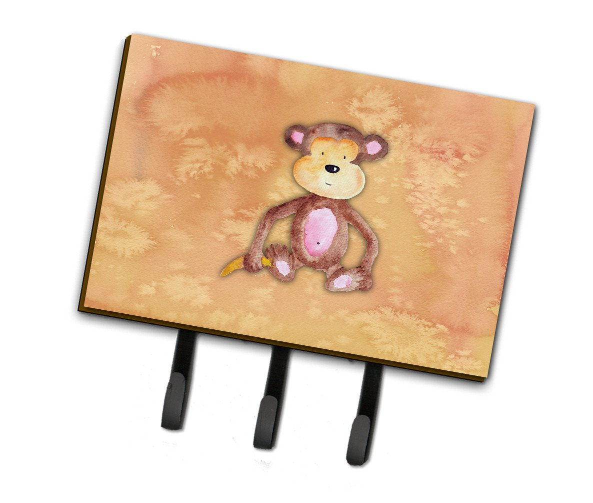 Buy this Monkey Watercolor Leash or Key Holder BB7380TH68
