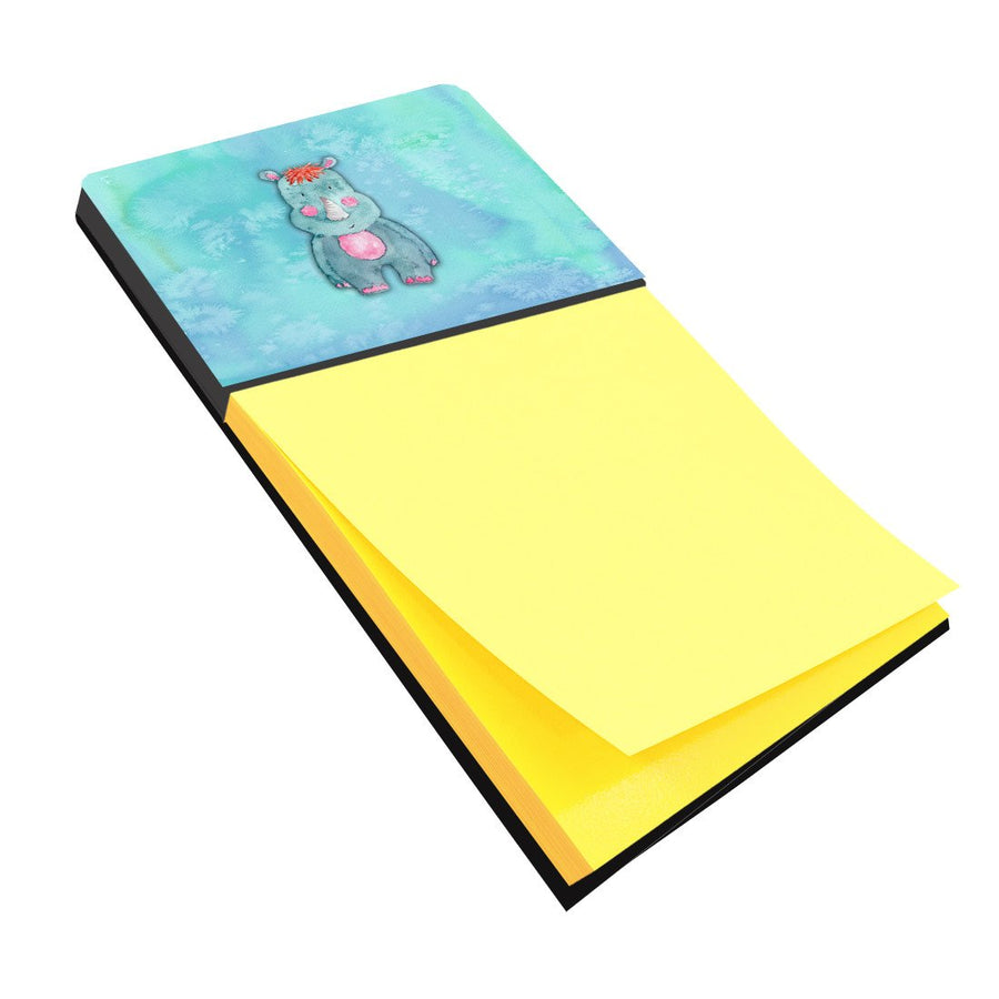 Buy this Rhinoceros Watercolor Sticky Note Holder BB7381SN