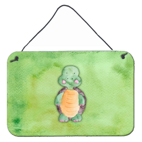 Buy this Turtle Watercolor Wall or Door Hanging Prints BB7382DS812