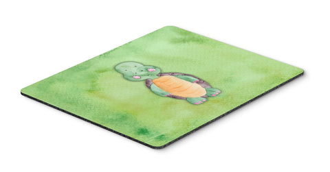 Buy this Turtle Watercolor Mouse Pad, Hot Pad or Trivet BB7382MP