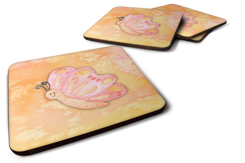 Buy this Butterfly Watercolor Foam Coaster Set of 4 BB7384FC