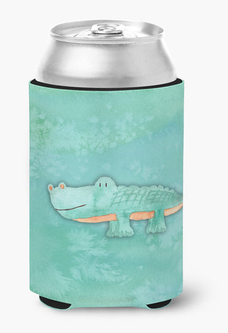 Buy this Alligator Watercolor Can or Bottle Hugger BB7385CC