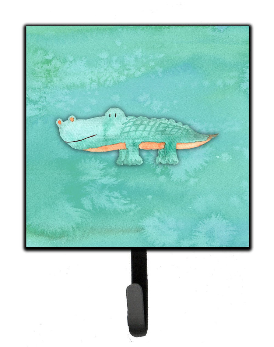 Buy this Alligator Watercolor Leash or Key Holder BB7385SH4
