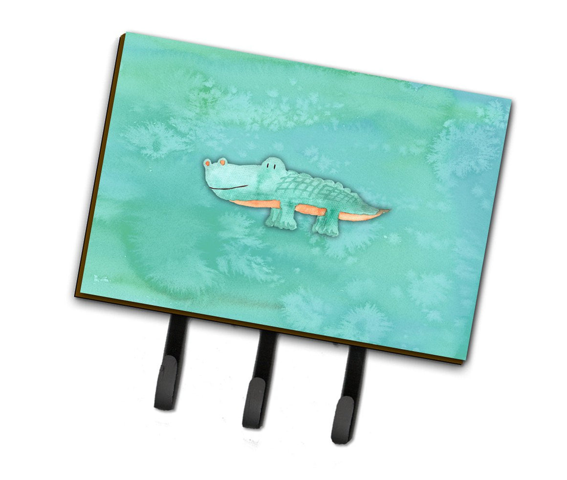Buy this Alligator Watercolor Leash or Key Holder BB7385TH68
