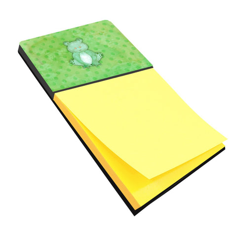 Buy this Polkadot Frog Watercolor Sticky Note Holder BB7388SN