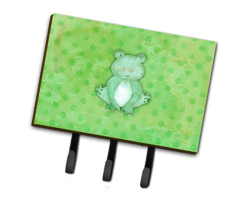 Buy this Polkadot Frog Watercolor Leash or Key Holder BB7388TH68