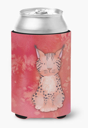 Buy this Lynx Watercolor Can or Bottle Hugger BB7397CC