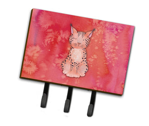 Buy this Lynx Watercolor Leash or Key Holder BB7397TH68