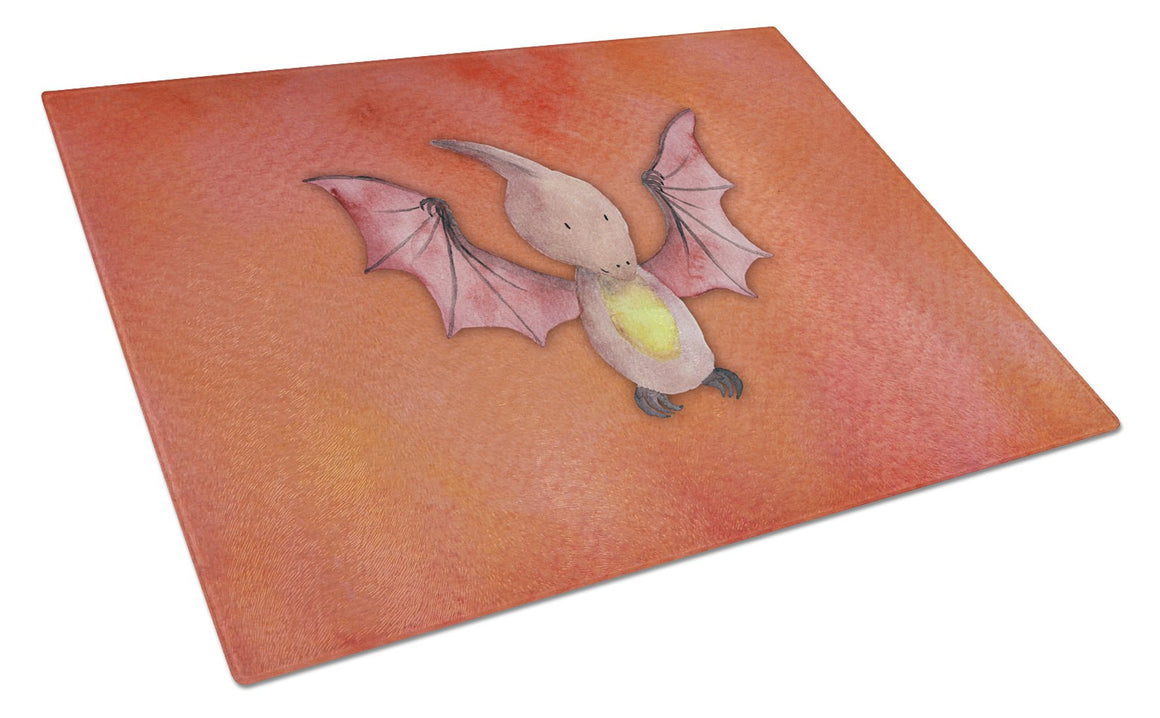 Buy this Pterodactyl Watercolor Glass Cutting Board Large BB7402LCB