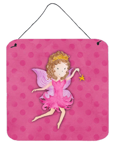 Buy this Fairy Princess Watercolor Wall or Door Hanging Prints BB7406DS66