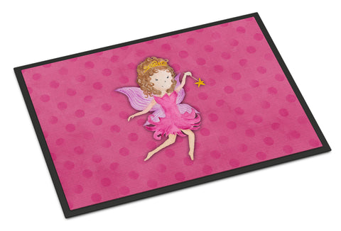 Buy this Fairy Princess Watercolor Indoor or Outdoor Mat 18x27 BB7406MAT