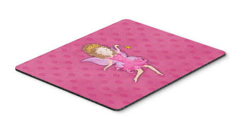 Buy this Fairy Princess Watercolor Mouse Pad, Hot Pad or Trivet BB7406MP