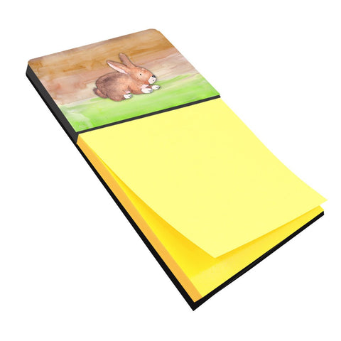 Buy this Rabbit Watercolor Sticky Note Holder BB7410SN